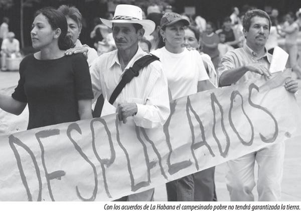 2584c3d557b Acuerdo 1- La Reforma Rural Integral es una ilusión