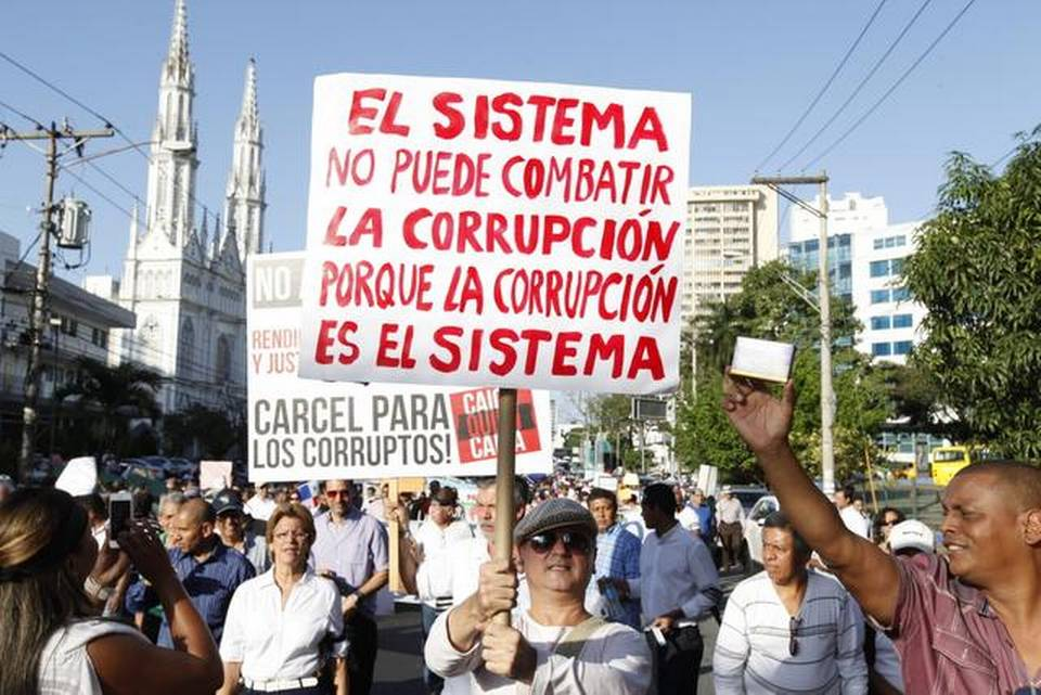 Contra la corrupción: Constituyente y movilización – PST-Colombia