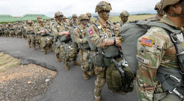 Fuera Yanquis: no más tropas ni bases gringas en Colombia – PST ...